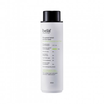 Bergamot Herbal Extract Toner